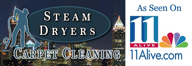 Carpet Cleaning by Steam Dryers
