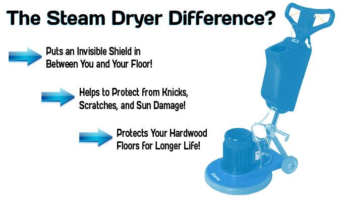 Hardwood Floor Cleaning Benefits